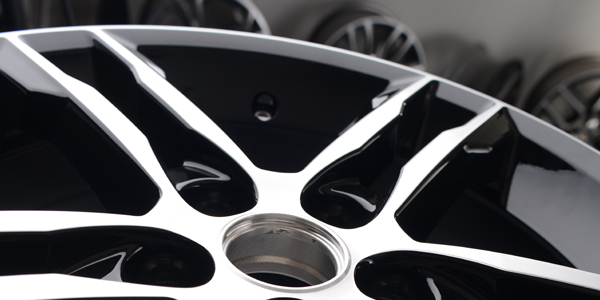 Manufactured Wheels  available in a variety of finishes - bright_machined