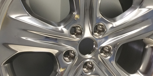 Manufactured Wheels  available in a variety of finishes - fullypolished