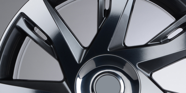 Manufactured Wheels  available in a variety of finishes - mirror